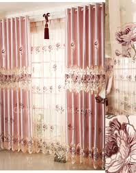 Soft Pink Curtains Soft Pink Curtains And Grey Living Room Shabby Chic Can I Combine