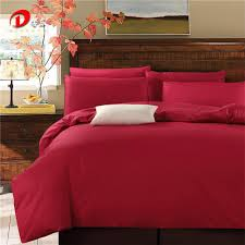 Red King Comforter Sets Online Get Cheap Burgundy Comforter Set Aliexpress Com Alibaba