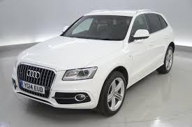 Audi Q5 55 000 Mile Service - used audi q5 s line plus 2 0 cars for sale motors co uk