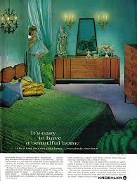 50s Bedroom Furniture by 1961 Bedroom Furniture Ad Analyzing Trends The Bedroom