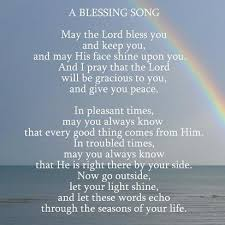 blessing cards a blessing song free ecards greeting cards 123
