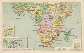 Mozambique Map Mozambique