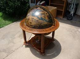 Antique Display Cabinets Ebay Uk Top 25 Best Globe Liquor Cabinet Ideas On Pinterest Classic Man