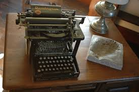typewriter of the moment theodore roosevelt at sagamore hill