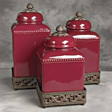 tuscan kitchen canister sets tuscan kitchen canisters great accessories all about home design