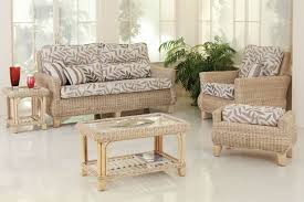 exterior beige cape may wicker with decorative cushions and
