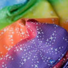 imagenes de arcoiris beloved slings stars arco iris wrap