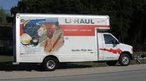 Where A Thousand Miles From Comfort Here U0027s What Happened When I Drove 900 Miles In A Fully Loaded U Haul