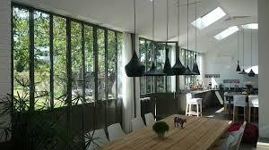 cuisine dans veranda cuisine réalisé dans une véranda au style atelier d artiste turpin
