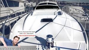 mykonos yacht alfamarine 50ft agios stefanos greece cheap
