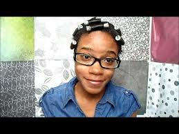 cold wave rods hair styles takedown perm cold wave rods on bsl hair youtube