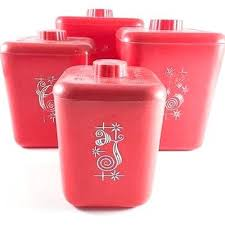 kitchen canisters flour sugar kitchen flour sugar canisters pink plastic canister set coffee tea