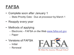financial aid information academic year presented by student