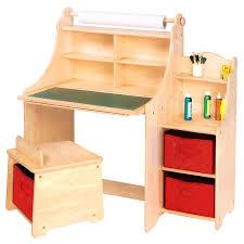 Step Two Art Desk Furniture Surprising Childs Art Easel Desk Greatest Illustration