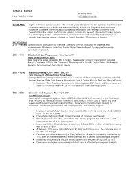 sample cover letter for program assistant lead administrator cover letter marketing resume sample