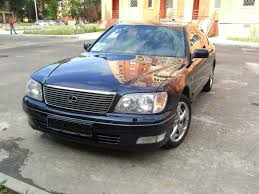 lexus ls400 1998 lexus ls400 photos 4 0 gasoline fr or rr automatic for sale