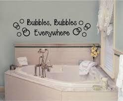 bubbles everywhere vinyl decal sticker wall lettering bathroom bubbles everywhere vinyl decal sticker wall lettering bathroom decor words art