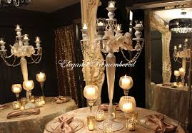candelabra rentals elegance remembered llc centerpiece rentals