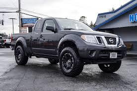 Lifted 2015 Nissan Frontier Sv 4x4 Northwest Motorsport