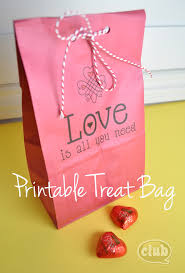 Printable Paper Bags | how to print on paper bags with free printable