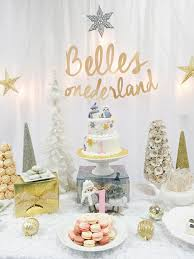 29 winter wonderland birthday party ideas pretty my party