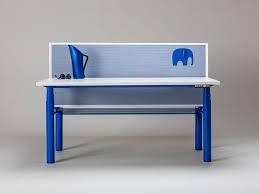 L Shaped Adjustable Height Desk by Orbis Height Adjustable Work Desk
