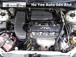 honda civic 1 7 vtec for sale honda civic 2002 vti 1 7 in selangor automatic sedan white for rm