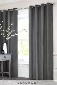 Grey Curtains For Bedroom Best 3d Scenery Blackout Curtains Bedrooms Room And