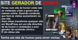 Memes Site - script php gerador de memes humor viral jokes gagssite r 29