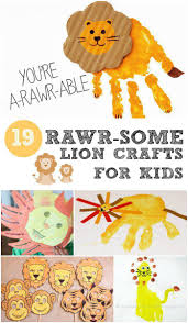 best 25 lion craft ideas on pinterest zoo crafts lions for