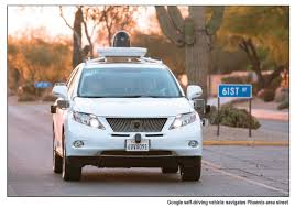 autonomous vehicles are in arizona and adot is on board