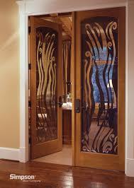 stained glass internal doors glass doors u2014 interior doors and closets