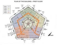 pentagon floor plan what are some unknown facts about the pentagon quora