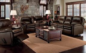 living room classy sleeper sofa and recliner set reclining sofa