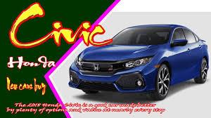 honda 2018 new car models new honda civic 2018 2018 honda civic touring sedan honda