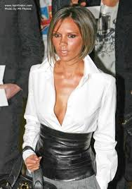 posh spice bob hair cuts the face shape needed to have victoria beckham s new bob hair style