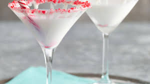 peppermint martini recipe drink recipes bettycrocker com