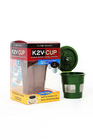 amazon com k2v cup for keurig vue brewers by k2v cup kitchen