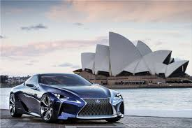 lexus lf lc black lexus lf lc blue hybrid concept with 500hp lexus car pictures