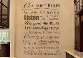 Kitchen Table Wisdom Quotes by Kitchen Wall Decals Sayings And Quotes By Wisedecor Wall Lettering