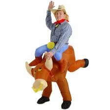 bull riding hollweencostume holloween fun costumes pranks
