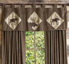 walking moose valance decor ideas pinterest moose valance