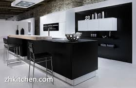 kitchen cabinets white lacquer black and white lacquer mdf kitchen cabinet