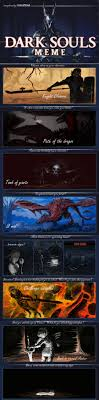 Dark Souls Meme - dark souls meme spoilers by colorzblind on deviantart
