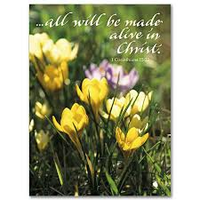 easter greeting cards religious easter greeting cards religious all will be made alive in