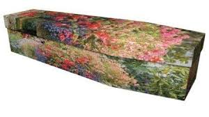 cardboard coffin cardboard coffins sale best prices suitable burial or cremation
