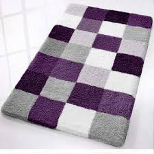 Gray Bathroom Rug Sets Purple Bathroom Rug Sets Roselawnlutheran
