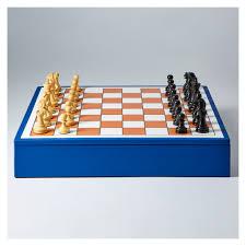staunton club chess set the conran shop