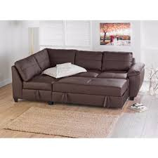 Leather Sofa Bed With Storage Leather Sofa Beds West Midlands Furnico
