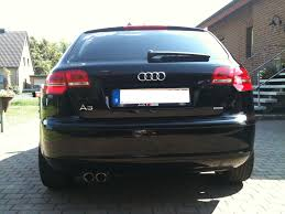 Audi Q7 Limo - tag for audi s3 limousine heckspoiler audi a3 sportback gt 5